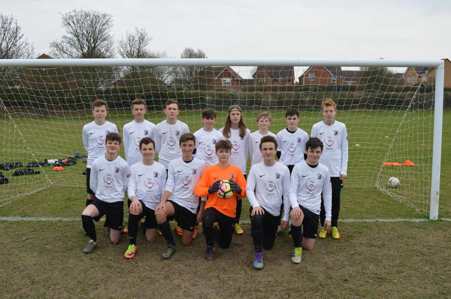 The Under 15's Eagles